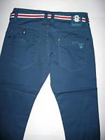 Летние подростковые брюки. р.134 (арт.50315)