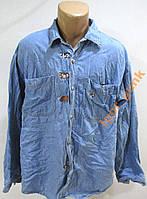 Рубашка джинсовая TOP SPIRIT, XL, COTTON
