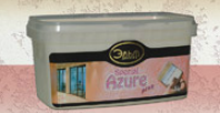 """Декоративный лак - хамелион Эльф-Декор """"Azure"""" Цвет  розовый (PINK)"""