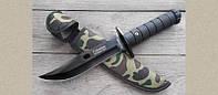 Тактический нож армейский Columbia 259+чехол, фото 1