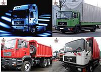 Автостекло, лобовое стекло на MAN f 90, m 90, f 2000 (Ман ф 90, м 90, ф 2000) 1986-