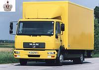 Автостекло, лобовое стекло на MAN L 2000 (Ман л 2000) 1993-1997