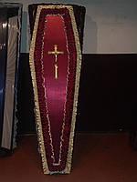 Гроб комбинированый