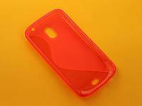 Чехол бампер TPU для Samsung Galaxy Nexus 3 Prime i9250 i515 L700 красный