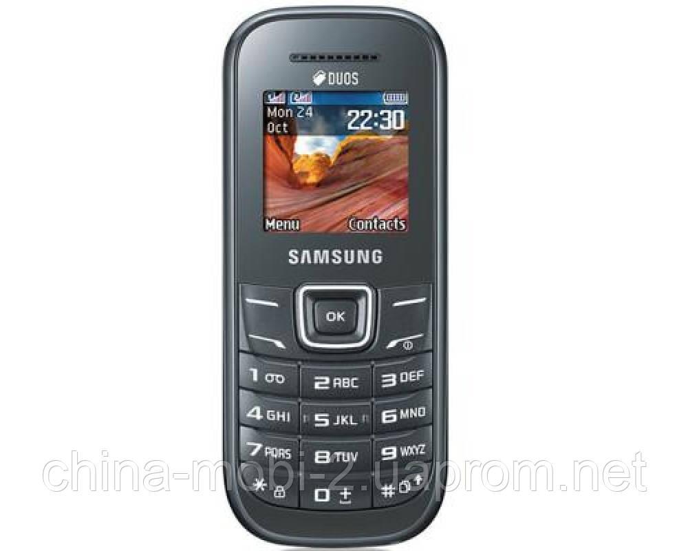 Телефон Samsung GT-E1202 Dark Grey '''''