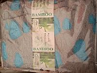 Полуторная простыня, пике-бамбук, 160х220 см, Турция