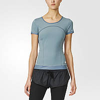 Женская футболка Adidas By Stella McCartney The Perfomance (Артикул: AX7070)