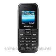Телефон Samsung SM-B105 Black, фото 2