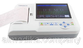 6-канальный электрокардиограф 600G