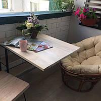 Столик балконный раскладной