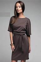 "Платье ""Style"" коричневое"