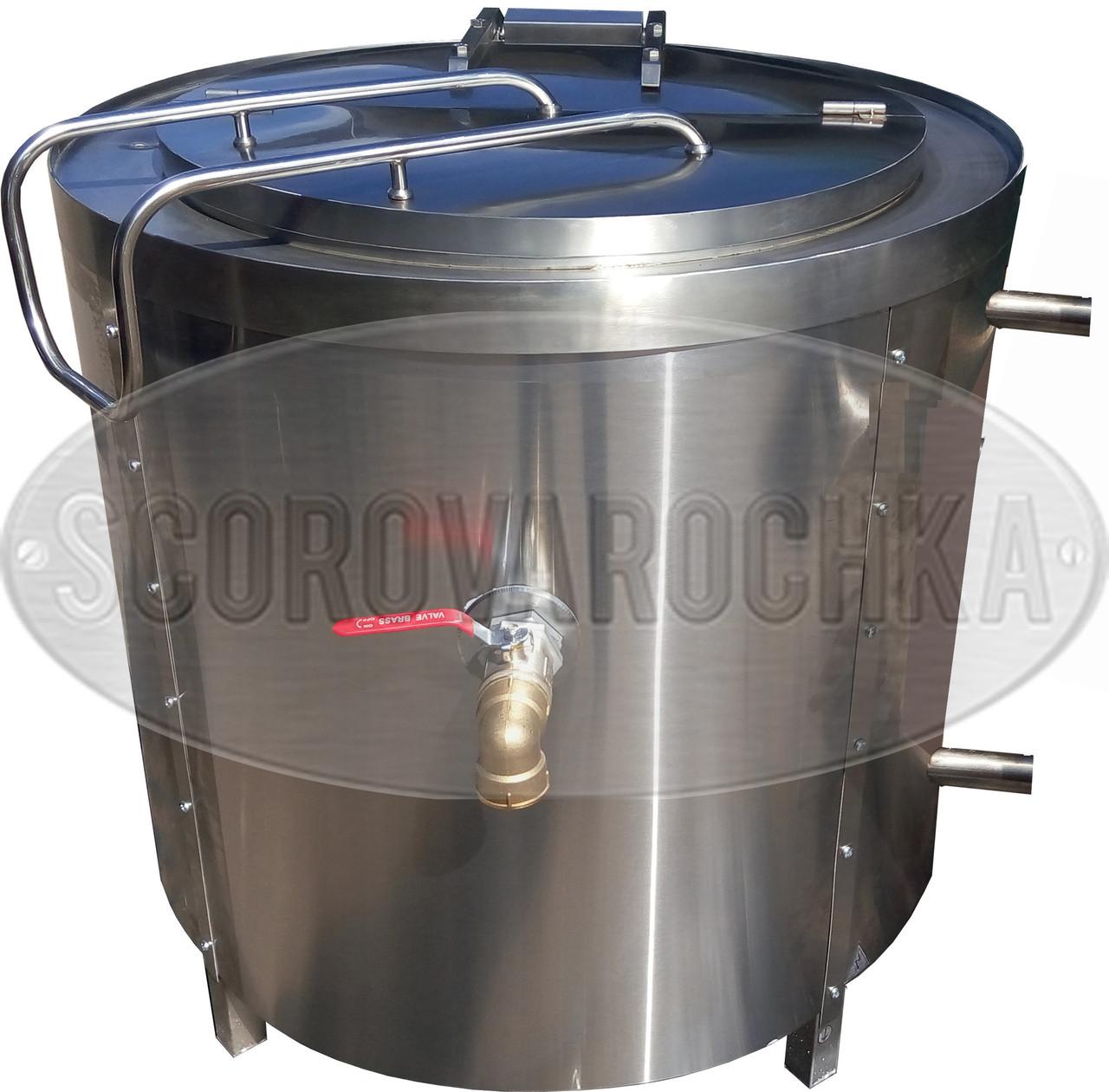 Охладитель пищевой продукции, емкостной, 160 литров - SKOROVAROCHKA
