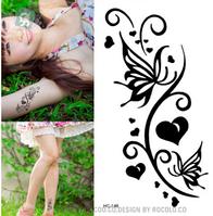 Временная татуировка.10.5 x 6 см