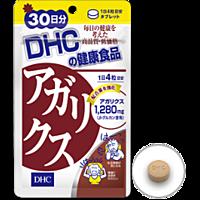 Витамины при онкологии DHC Гриб Агарик (120 таблеток)