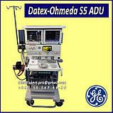 Наркозно-дыхательный аппарат GE Datex Ohmeda S/5 ADU Anaesthesia Machine, фото 2