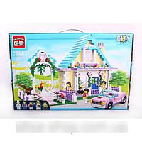 Конструктор Свадьба Wedding room - Brick 1129, 632 детали AS