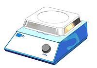 Магнитная мешалка РИВА-01.2 (10л, без подогрева)