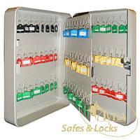 Ключница металлическая TS 0051 на 108 ключей