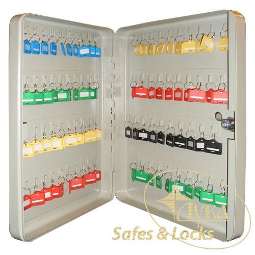 Ключница металлическая TS 0043 на 80 ключей