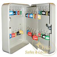Металлическая ключница TS 0072 на 48 ключей