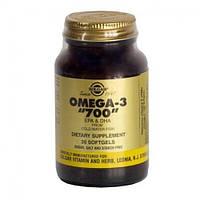 Омега 3 700 (Omega-3 700) Солгар №30