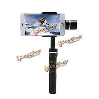 Feiyu Tech SPGlive 3 оси Ручной манипулятор для устойчивого карданный подвес iPhone 4-4.5-дюймов