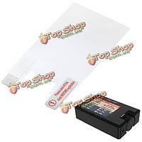 Экран зарядного устройства защитная пленка высокой четкости прозрачная пленка SC-608 2pcs isdt