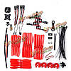 Kingkong Force 400 2-4s 5045/6045 2 ESC-пропеллер 30А Мощность двигателя комбо 2209-2000kv
