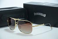 Солнцезащитные очки Chrome Hearts Mtelgal ss-bk