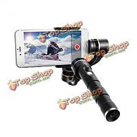 Feiyu Tech G4 PRO 3 оси Ручной манипулятор устойчивый смартфон карданный подвес для iPhone 5.5-дюймов или меньше смартфон