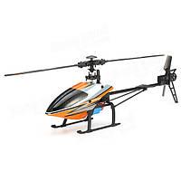 WLtoys V950 2.4g 6ch 3D6g система бесщеточный Flybarless Радиоуправляемый вертолет RTF, фото 1