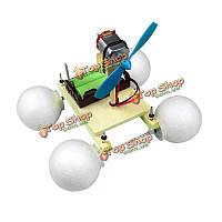 Головоломка амфибии модель автомобиля наука технология поделки строительный материал вещиц для детей