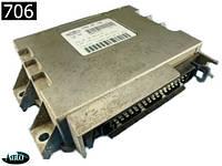 Электронный блок управления (ЭБУ) Peugeot 405 306 / Citroen Xantia ZX 1.8 93-98г LFZ (XU7JP), фото 1