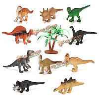 12шт комплект смешанные динозавр 65x15x40мм сортировали фигурки доисторических игрушки подарок Playset партия
