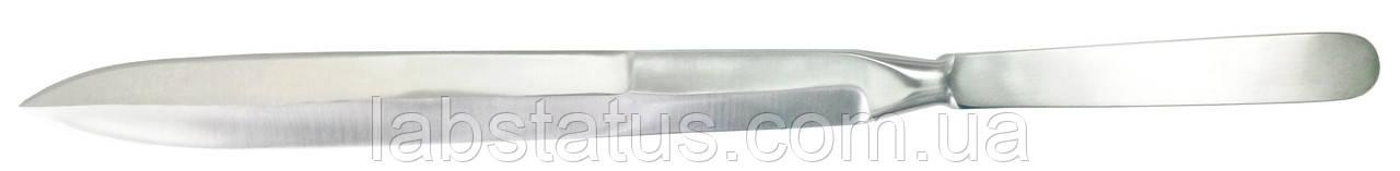 Нож ампутационный средний, 220 мм (На-37) - ЛАБСТАТУС УКРАИНА, ООО в Харькове
