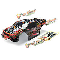 JLB Cheetah Racing 1/10 бесщеточные RC РУ автомобиль монстра грузовики 11101 автомобиля оболочки