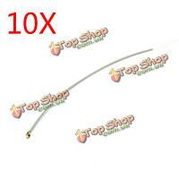 10X 100мм 2.4G антенны приемника IPEX порт для FrSky младший