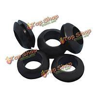 Защита от короткого замыкания 20 шт 3 мм 5 мм 6 мм 8 мм 10 мм изолированный резиновое кольцо для FPV гонщик