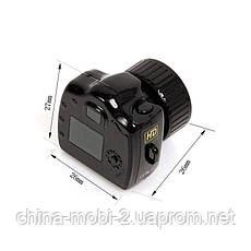 Мини камера DV DVR, регистратор Y2000, Экшн-камера  RS-101 , фото 2