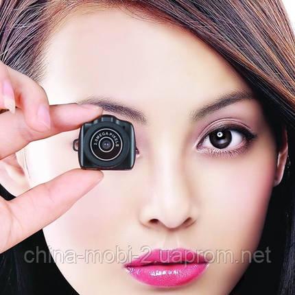 Мини камера DV DVR, регистратор Y2000, Экшн-камера (RS-101), фото 2