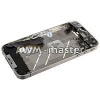 Средняя часть iPhone 4G со всеми шлейфами,динамиками и камерами. комплект