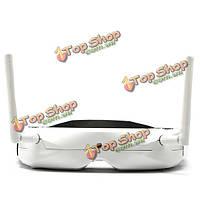Skyzone sky02s v + 3D 5.8G 40ch FPV очки с головой отслеживания воспроизведения HDMI Видеорегистратор