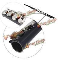 5шт мягкие силикагель трель ключевые бамперы для флейты