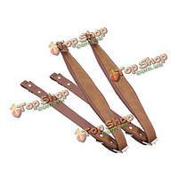 Регулируемые синтетические погоны кожа аккордеон для 16-120 бас аккордеонов