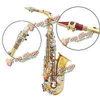 Е-бемоль альт-саксофон мундштук акриловые
