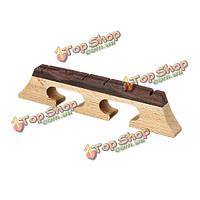 Банджо часть 6 струнный мост палисандр клен мост для 6 банджо