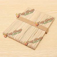 Палочки для эскимо деревянные 140х10мм 50шт