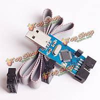 51/АРН USBasp USBisp скачать кабель с 60см кабель  совместимый win7