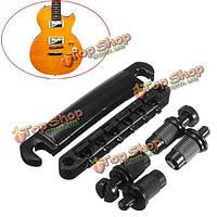 Tune-O-Matic мост и замок хвост кусок для EpiPhone Gibson Les Paul гитары