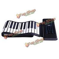 Konix PB88 PB61 88/61 ключ закатать портативное электронное пианино с мини-той же раскладке